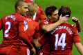 LFC 3-1 Newcastle: 90 mins